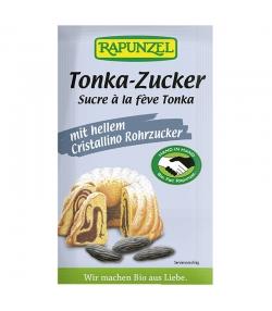 Sucre de canne à la fève tonka BIO - 2x8g - Rapunzel