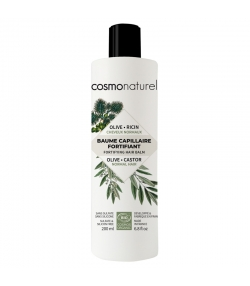 Kräftigender BIO-Haarbalsam Olive & Rizin - 200ml - Cosmo Naturel
