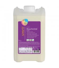 Lessive liquide écologique lavande - 67 lavages - 5l - Sonett