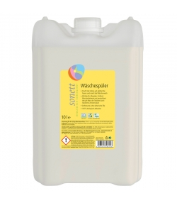 Ökologischer Wäschespüler ohne Duft - 250 Waschgänge - 10l - Sonett