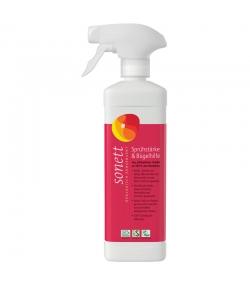Vaporisateur d'amidon pour faciliter le repassage écologique lavande - 500ml - Sonett