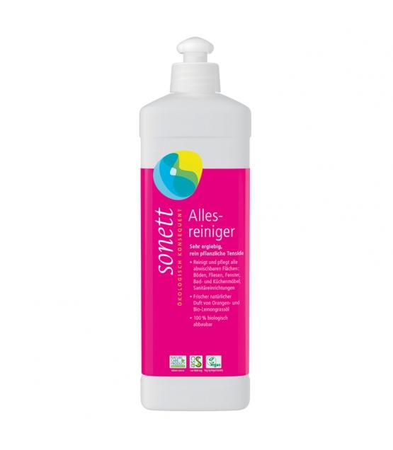 Nettoyant tout usage écologique orange & lemongrass - 500ml - Sonett