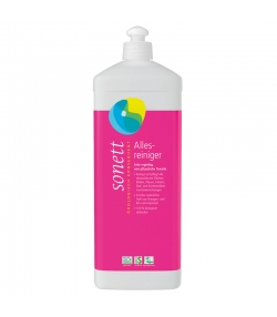 Nettoyant tout usage écologique orange & lemongrass - 1l - Sonett