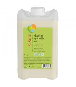 Liquide vaisselle écologique lemongrass - 5l - Sonett