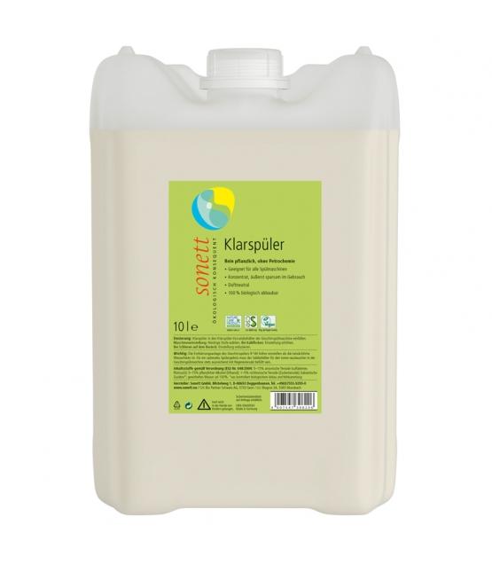 Liquide de rinçage écologique sans parfum - 10l - Sonett