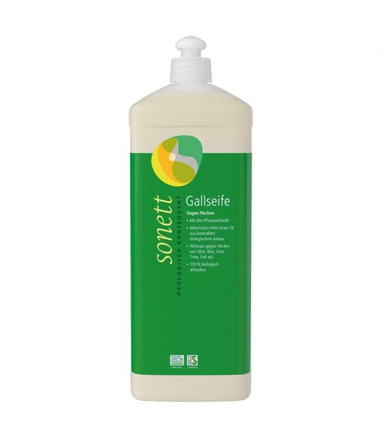 Savon détachant au fiel liquide écologique - 1l - Sonett