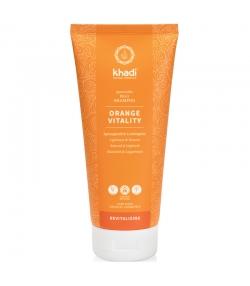 Natürliches  ayurvedisches Shampoo Sprungkraft & Leichtigkeit Orange - 200ml - Khadi