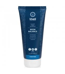 Natürliches ayurvedisches Shampoo Anti-Schuppen Neem - 200ml - Khadi