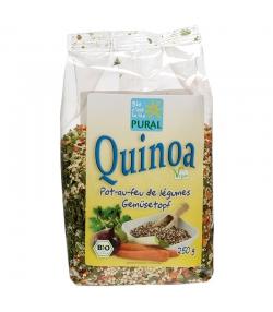 Potée de légumes au quinoa BIO - 250g - Pural