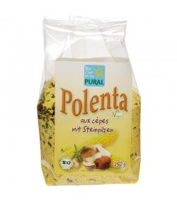 BIO-Polenta mit Steinpilzen - 250g - Pural