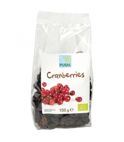 Cranberries BIO - 150g - Pural
