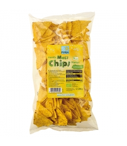 Chips de maïs nature BIO - 200g - Pural