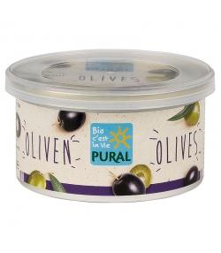 BIO-Aufstrich Schwarze Oliven - 125g - Pural
