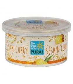 BIO-Aufstrich Curry & Sesam - 125g - Pural