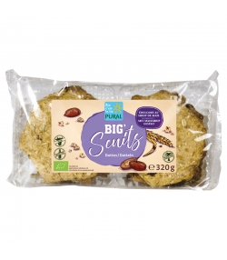 Dattel BIO-Kekse - Big'Scuits - 320g - Pural