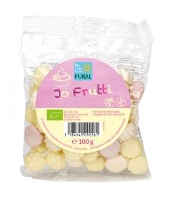 Bonbons aux fruits & yaourts BIO avec gélatine - Jo Frutti - 100g - Pural