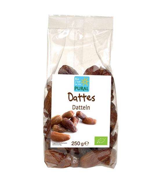 Dattes BIO - 250g - Pural