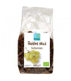 Raisins secs sultanines BIO - 500g - Pural