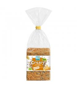 BIO-Knäckebrot Dinkel, Käse & Sonnenblumenkerne - Crusty - 200g - Pural