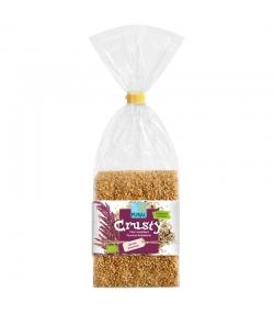 Pain croustillant à l'épeautre, quinoa & amarante BIO - Crusty - 200g - Pural