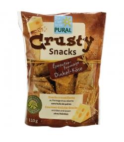 BIO-Knäcke-Snacks Dinkel & Käse - Crusty snacks - 110g - Pural