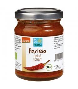 Harissa épicé BIO - 125ml - Pural