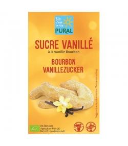 Sucre vanillé BIO - 5x8g - Pural