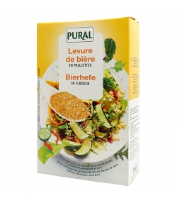 Bierhefe in Flocken - 200g - Pural