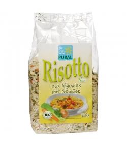 Risotto aux légumes BIO - 250g - Pural