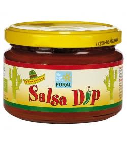 Sauce salsa dip doux BIO - 260g - Pural