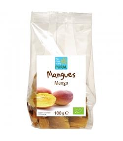 BIO-Mangostücke - 100g - Pural