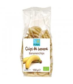 Chips de bananes séchées BIO - 150g - Pural