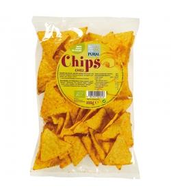 Chips de maïs au chili BIO - 125g - Pural