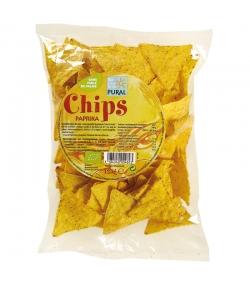 Chips de maïs au paprika BIO - 125g - Pural