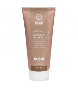 Après-shampooing ayurvédique souplesse & brillance naturel noix de coco & shikakai - 200ml - Khadi