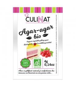 Agar-Agar BIO - 5x4g - Culinat