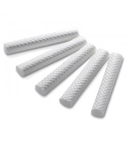 5 Ersatzstäbchen für Riechstift metall - 5 Stück - Farfalla