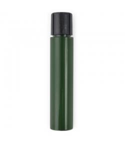 Recharge Eyeliner pinceau BIO N°075 Vert kaki - 3,8ml - Zao Make-up