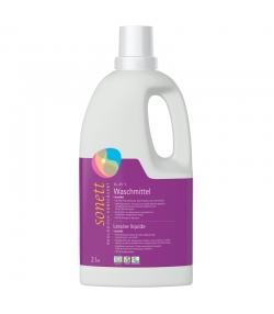 Ökologisches Flüssigwaschmittel Lavendel - 27 Waschgänge - 2l - Sonett
