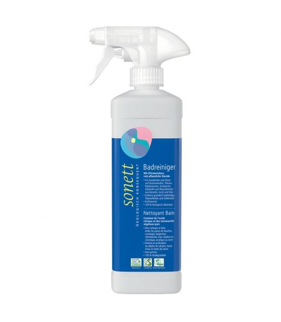 Nettoyant cuisine & salle de bain écologique sans parfum - 500ml - Sonett