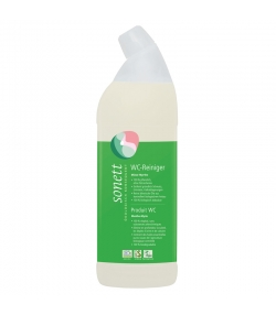 Ökologischer WC-Reiniger Minze & Myrthe - 750ml - Sonett