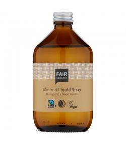 Savon liquide pour les mains BIO amande - 500ml - Fair Squared