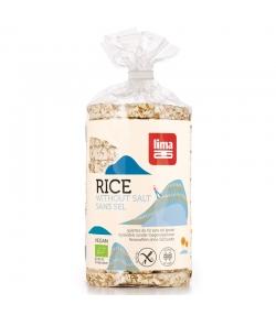 Galettes de riz très pauvres en sel BIO - 100g - Lima