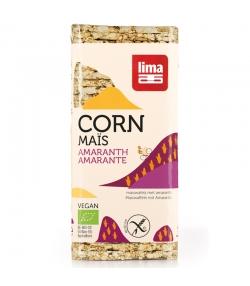 Galettes de maïs à l'amarante BIO - 130g - Lima