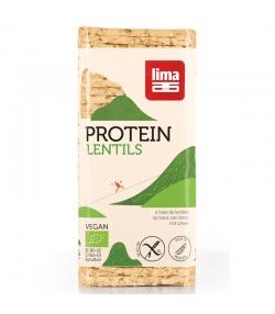 BIO-Linsen mit Proteinwaffeln - 100g - Lima