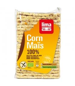 Galettes de maïs fines BIO - 130g - Lima