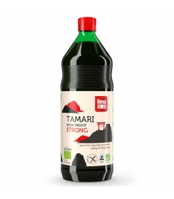 Sauce de soja BIO - Tamari - 1l - Lima
