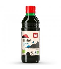Sauce de soja avec 25% de sel en moins BIO - Tamari - 250ml - Lima
