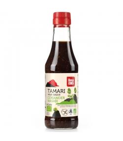 BIO-Soja Sauce mit Koriander & Wasabi - 250ml - Lima