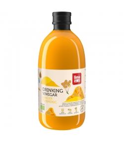BIO-Essig Drink Kurkuma Ingwer - Drinking Vinegar - 500ml - Lima